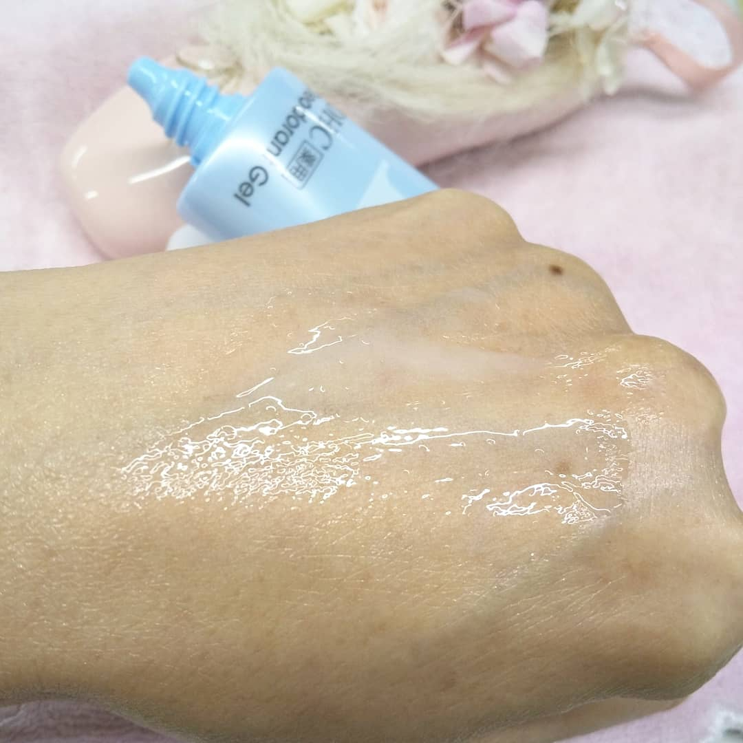 DHC(ディーエイチシー)薬用デオドラント ジェルを使ったカサブランカさんのクチコミ画像3