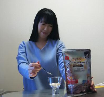 日食プレミアム ピュアオートミールを使った東 洋美さんのクチコミ画像