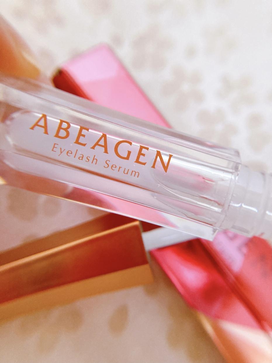 ABEAGEN(アベアゲン) まつげ美容液を使ったメグさんのクチコミ画像3