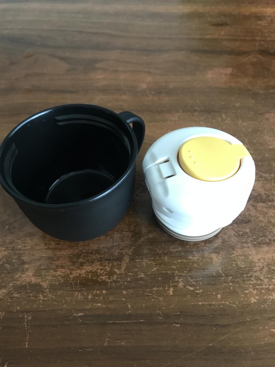 THERMOS(サーモス)真空断熱2ウェイボトルを使った富岡美保さんのクチコミ画像2