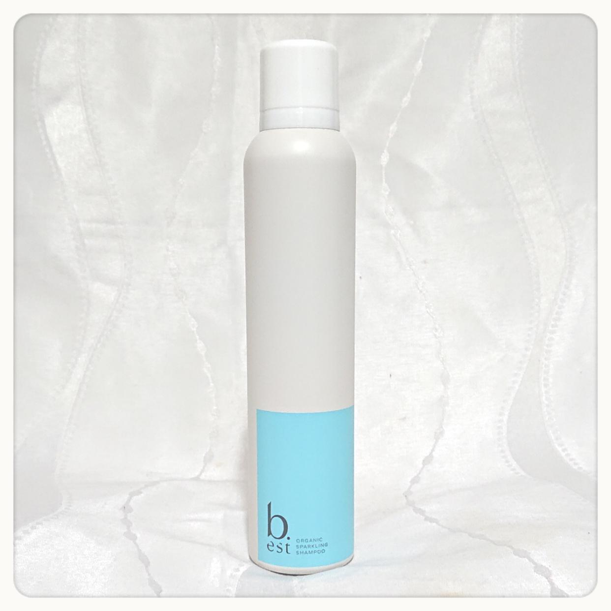 b.est(ビーエスト) organic sparkling shampooを使ったnakoさんのクチコミ画像1