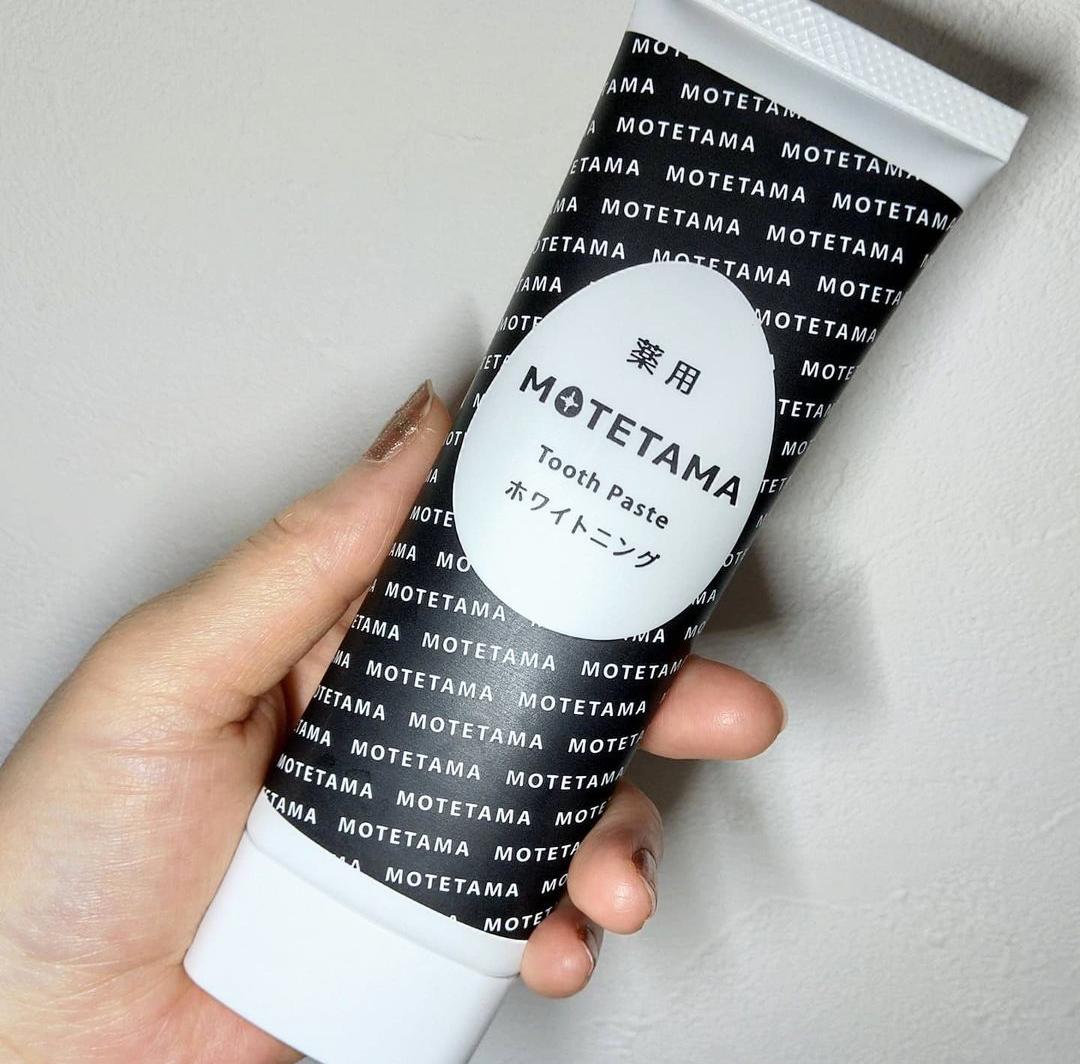 MOTETAMA(モテタマ) 薬用モテたま歯磨きペーストを使ったいちごみるく🍓さんのクチコミ画像