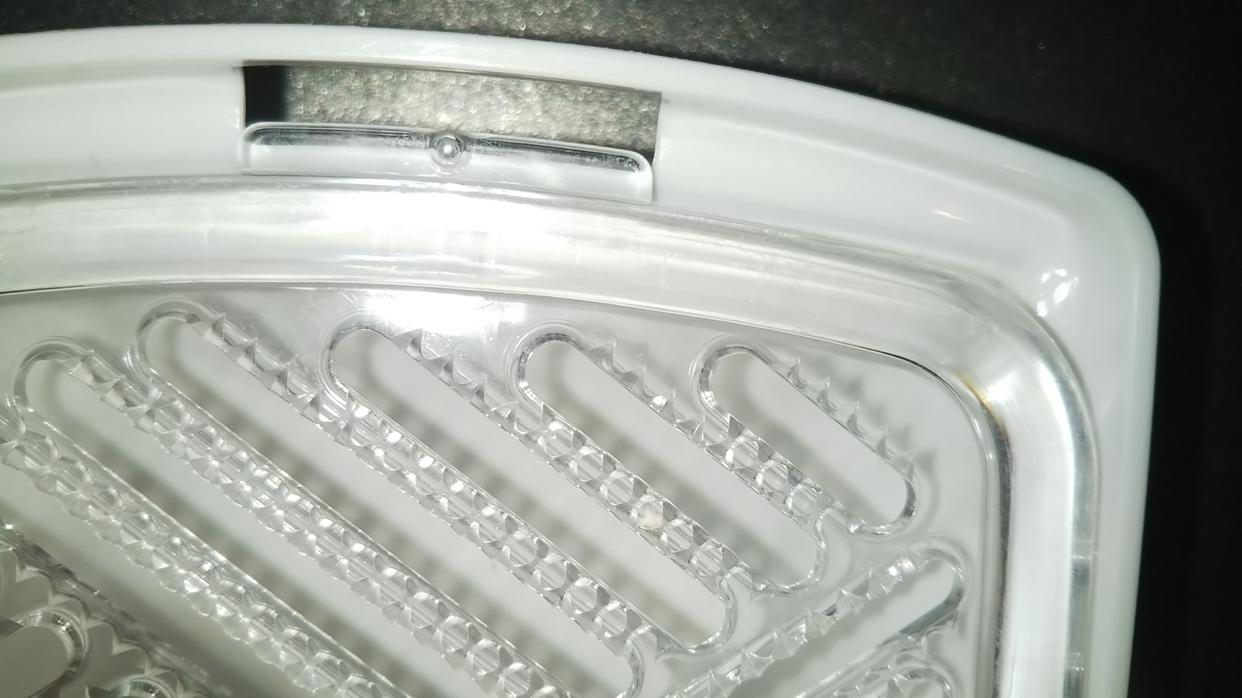 ナカヤ化学産業(ナカヤカガクサンギョウ) すべらないおろし器 K438を使ったはむたさんのクチコミ画像2
