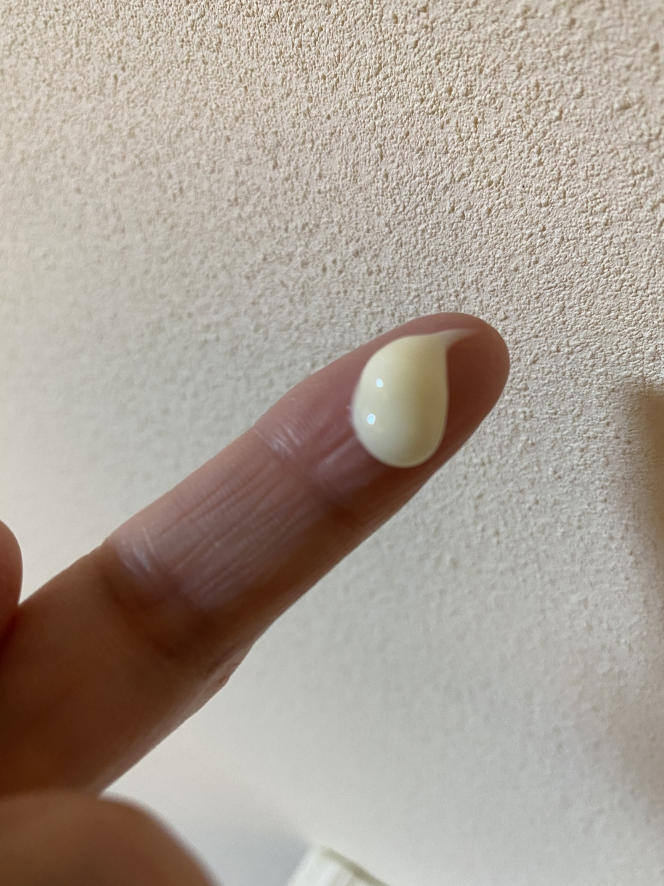 ELIXIR(エリクシール) ホワイト エンリッチド リンクルホワイトクリーム Sの良い点・メリットに関する山内 有紀さんの口コミ画像2