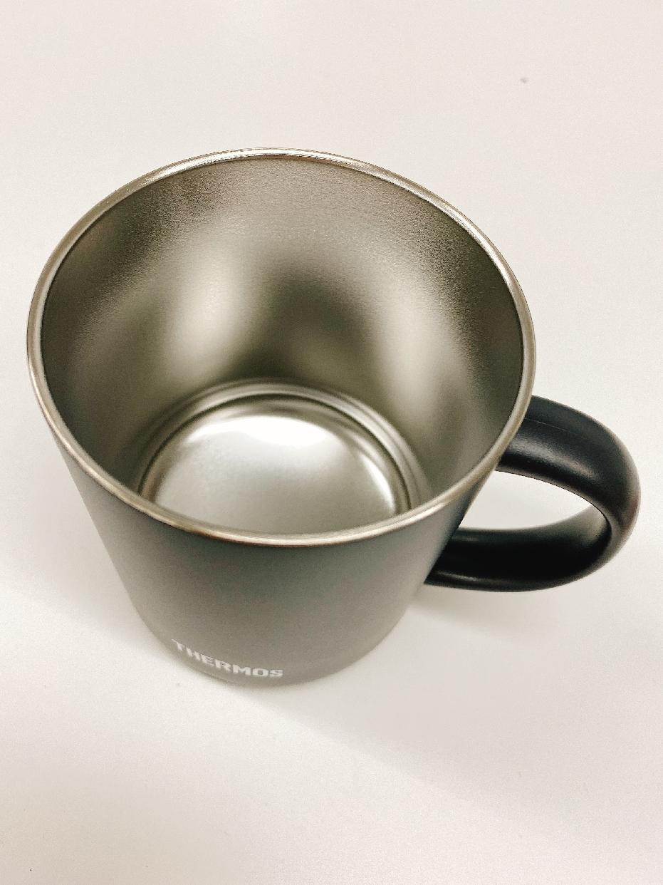 THERMOS(サーモス)真空断熱マグカップを使った あんよさんの口コミ画像3