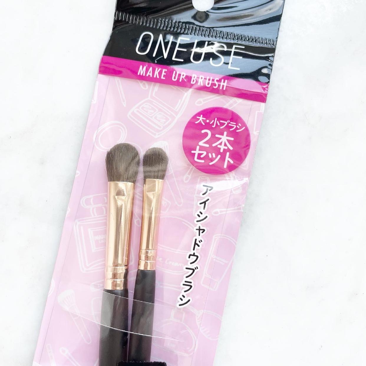 ONEUSE(ワンユース)ブラシセットを使った若杉晴香さんのクチコミ画像2