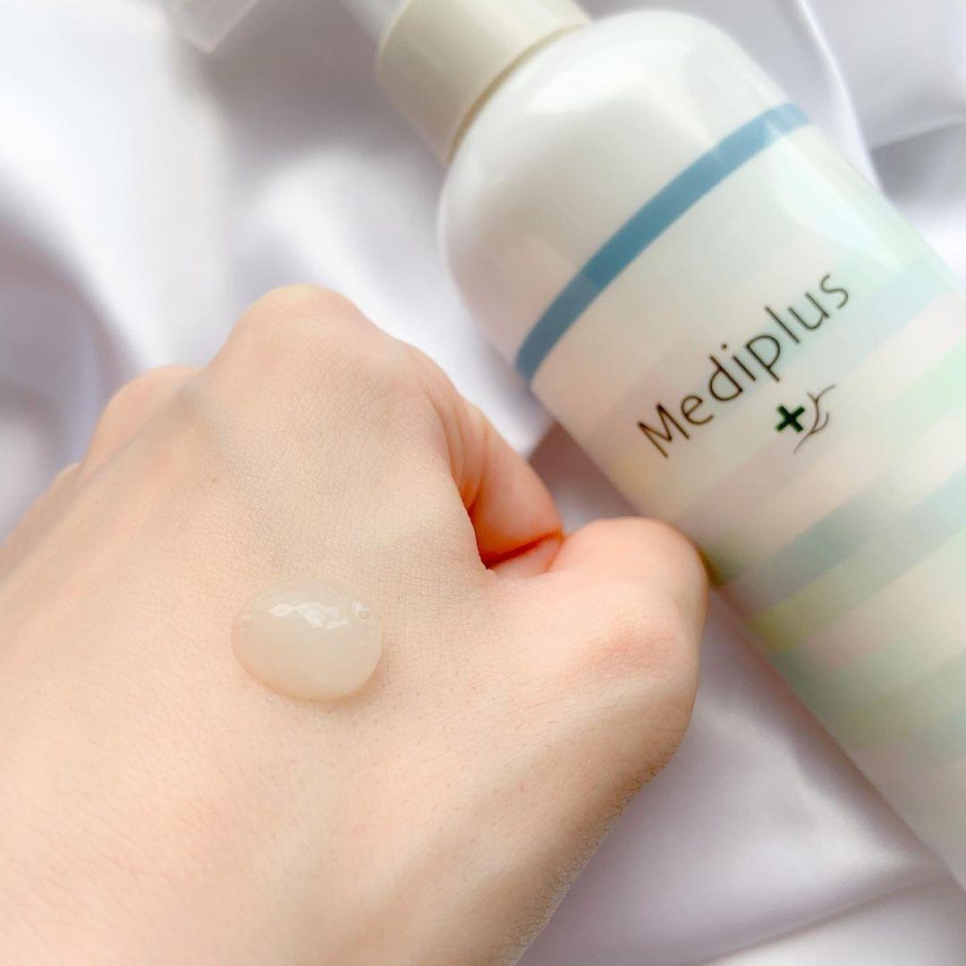 Mediplus +(メディプラス) ホワイティクリアゲルを使ったNonさんのクチコミ画像2
