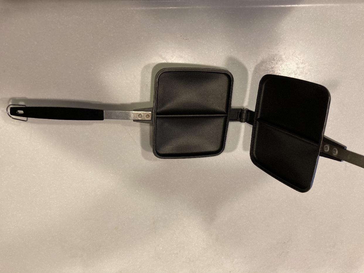 Baw Loo(バウルー)サンドイッチトースター・ダブル XBW02を使ったあられさんのクチコミ画像2