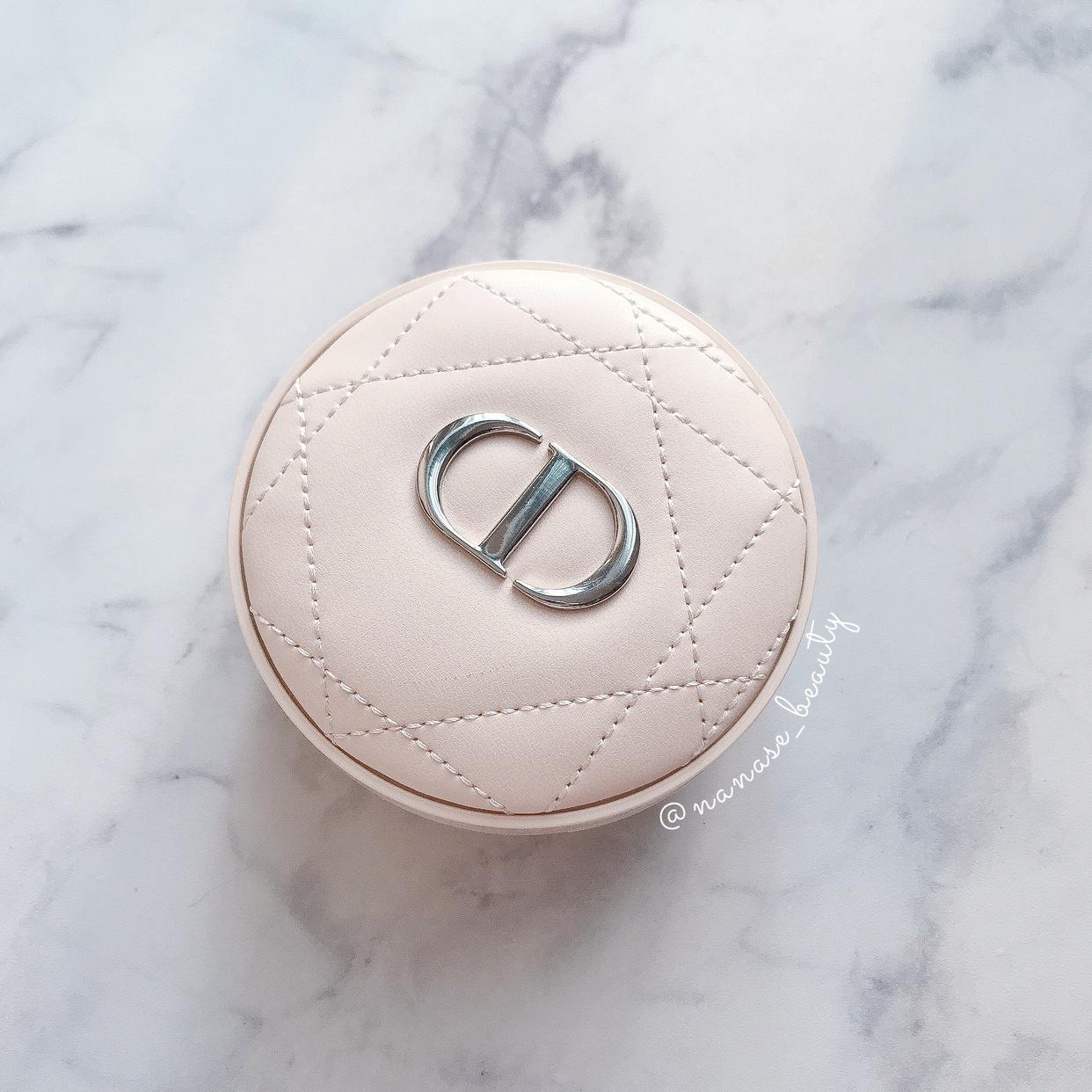 Dior(ディオール) フォーエヴァー クッション パウダーの良い点・メリットに関する七瀬さんの口コミ画像1