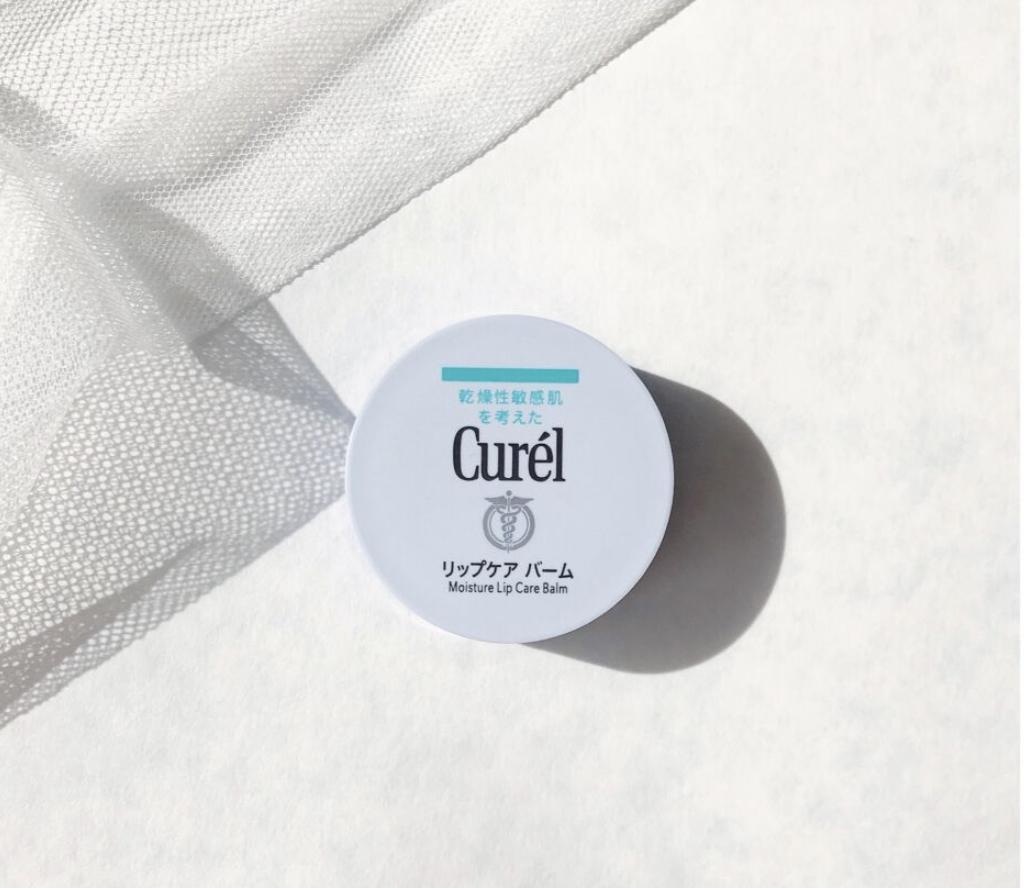 Curél(キュレル)リップケア バームを使ったey0206さんのクチコミ画像1