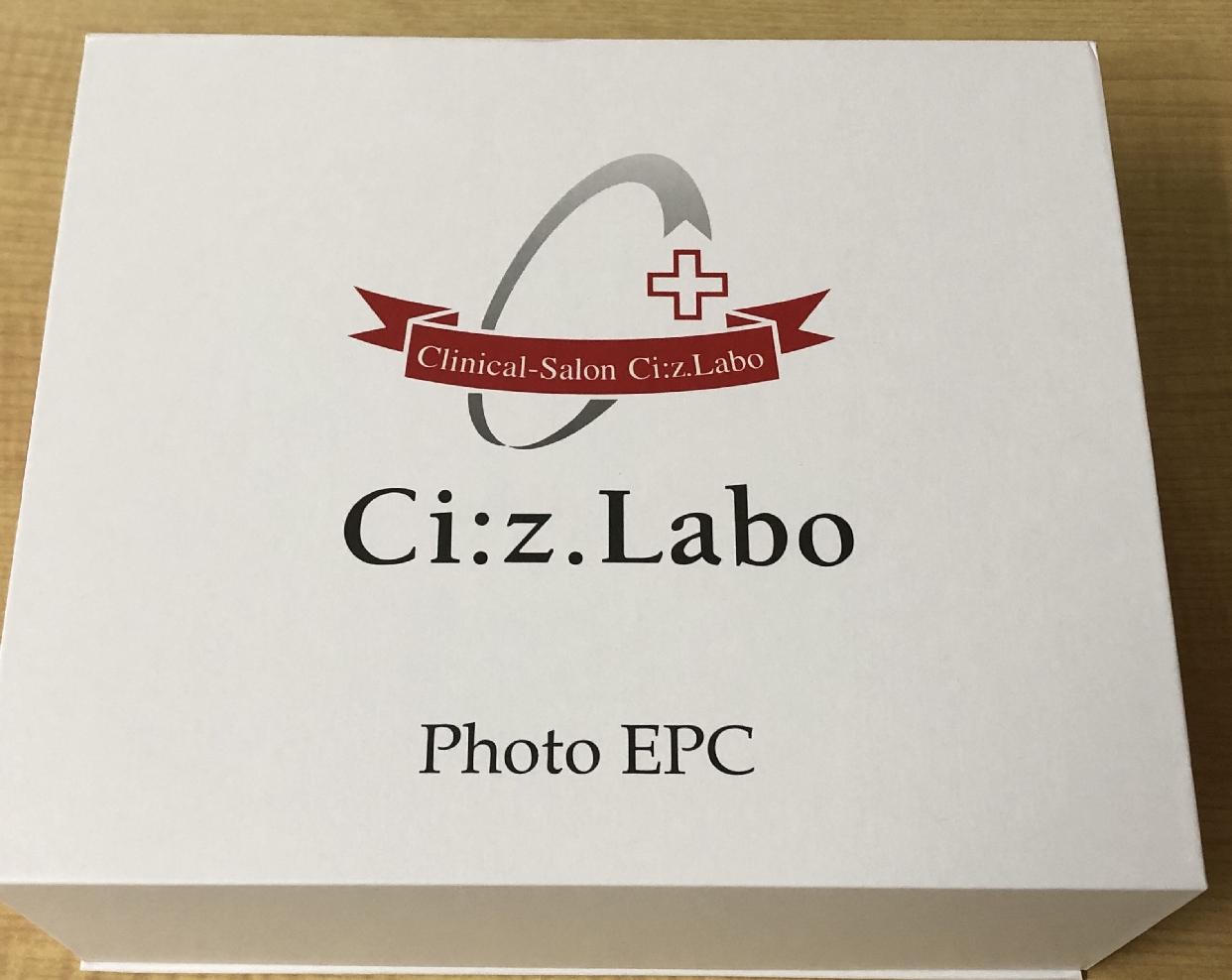Ci:z.Labo(シーズ・ラボ)フォトEPCを使ったsachiiiさんのクチコミ画像1