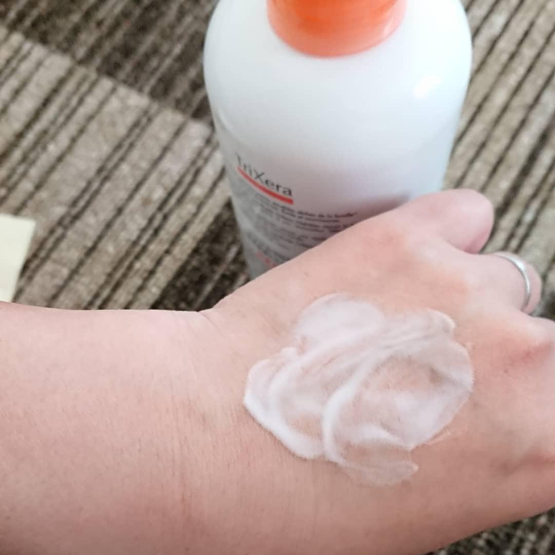 Avène(アベンヌ)トリクセラNT フルイドミルクを使った恵未さんのクチコミ画像4