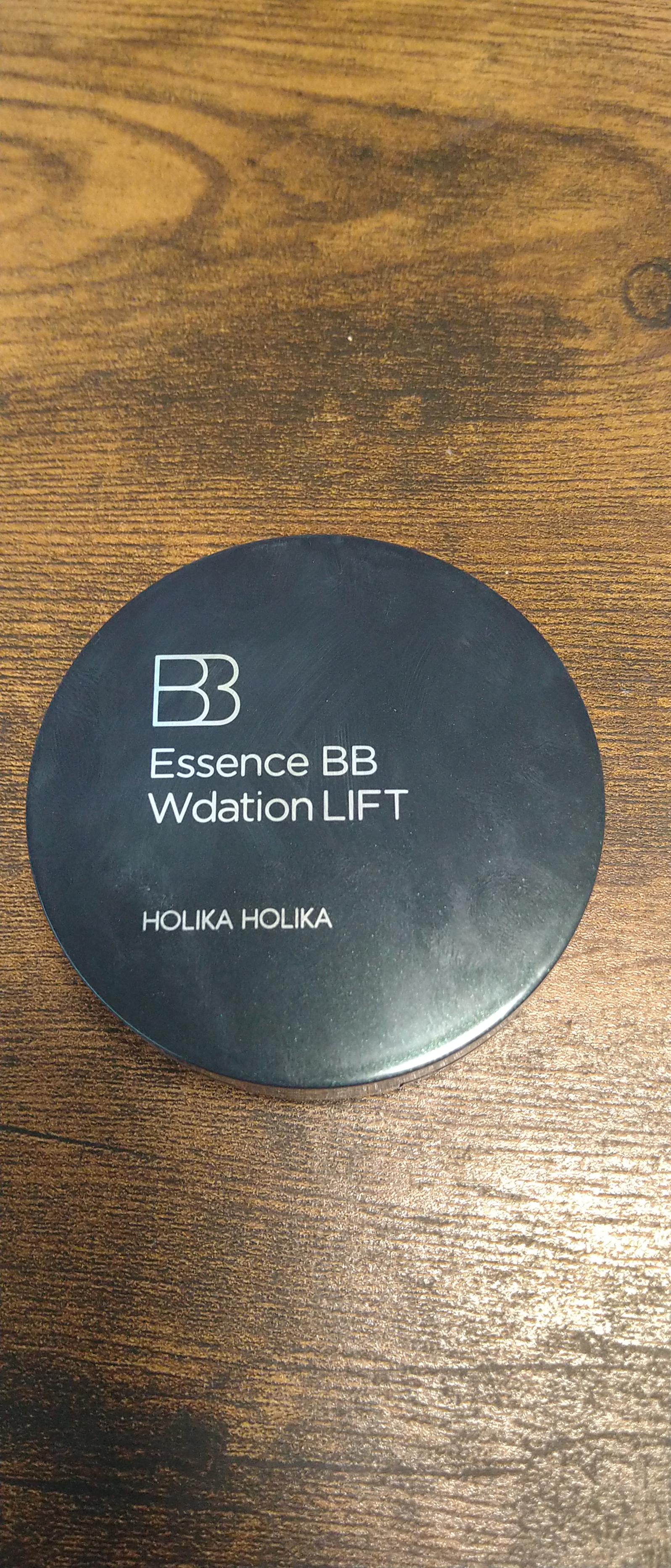 HOLIKA HOLIKA(ホリカホリカ) エッセンスBB Wデーション リフトの良い点・メリットに関するしよりんさんの口コミ画像1