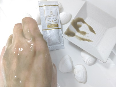 麗凍化粧品(Reitou Cosme) 15秒洗顔パックの良い点・メリットに関するmasumiさんの口コミ画像2