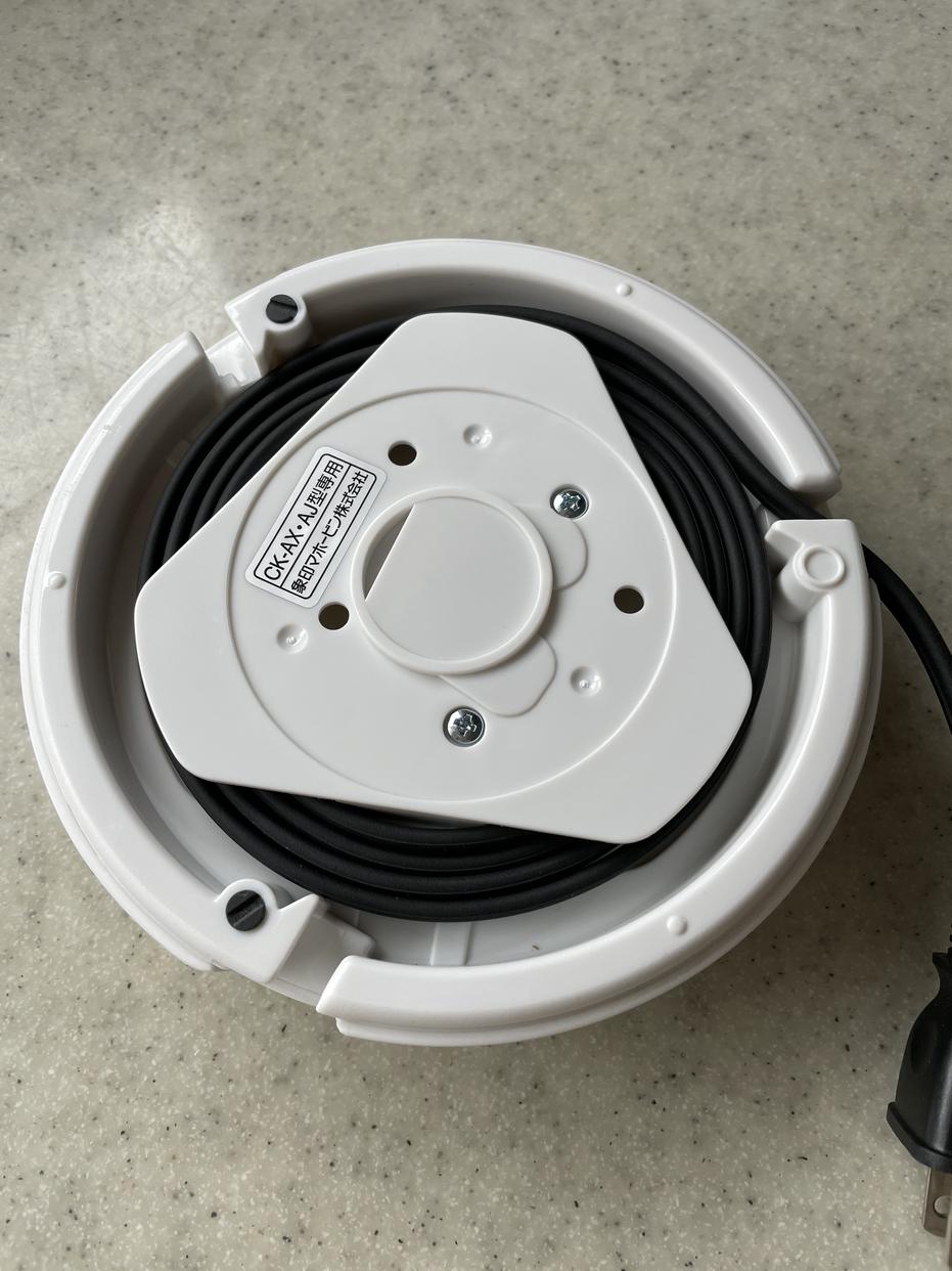象印(ZOJIRUSHI)電気ケトル CK-AX10を使った千晶さんのクチコミ画像4