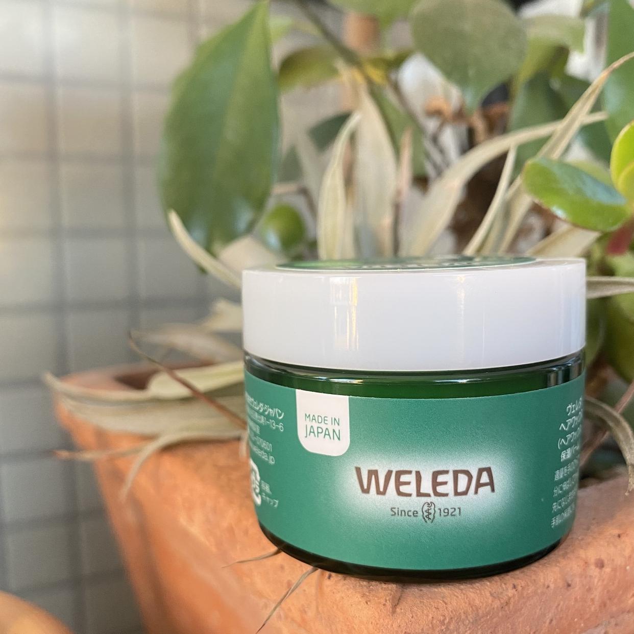 WELEDA(ヴェレダ)ヘアワックスを使ったHimachinさんのクチコミ画像