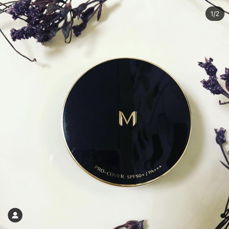 MISSHA(ミシャ)M クッション ファンデーション(プロカバー)を使った サトウウサコさんのクチコミ画像