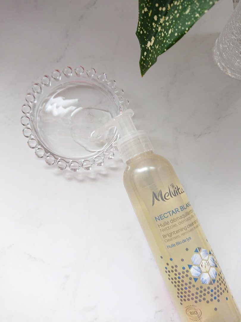 Melvita(メルヴィータ) ネクターブラン クレンジングオイルを使ったbubuさんのクチコミ画像2