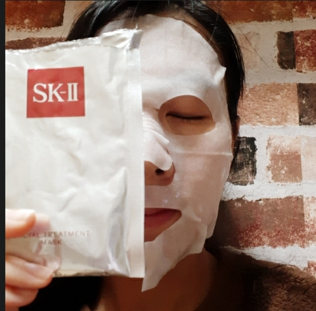 SK-II(エスケーツー) フェイシャル トリートメント マスクを使った藍緋さんのクチコミ画像1