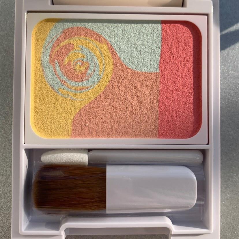 diem couleur(ディエムクルール)カラーブレンドコンシーリングパウダーを使ったマト子さんのクチコミ画像2