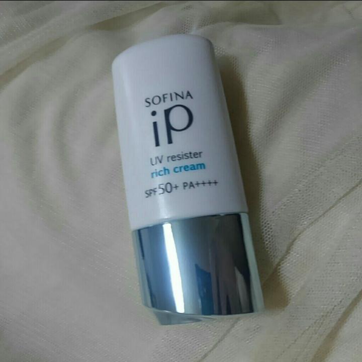 SOFINA iP(ソフィーナ アイピー) UVレジスト リッチクリームの良い点・メリットに関するバドママ*さんの口コミ画像2