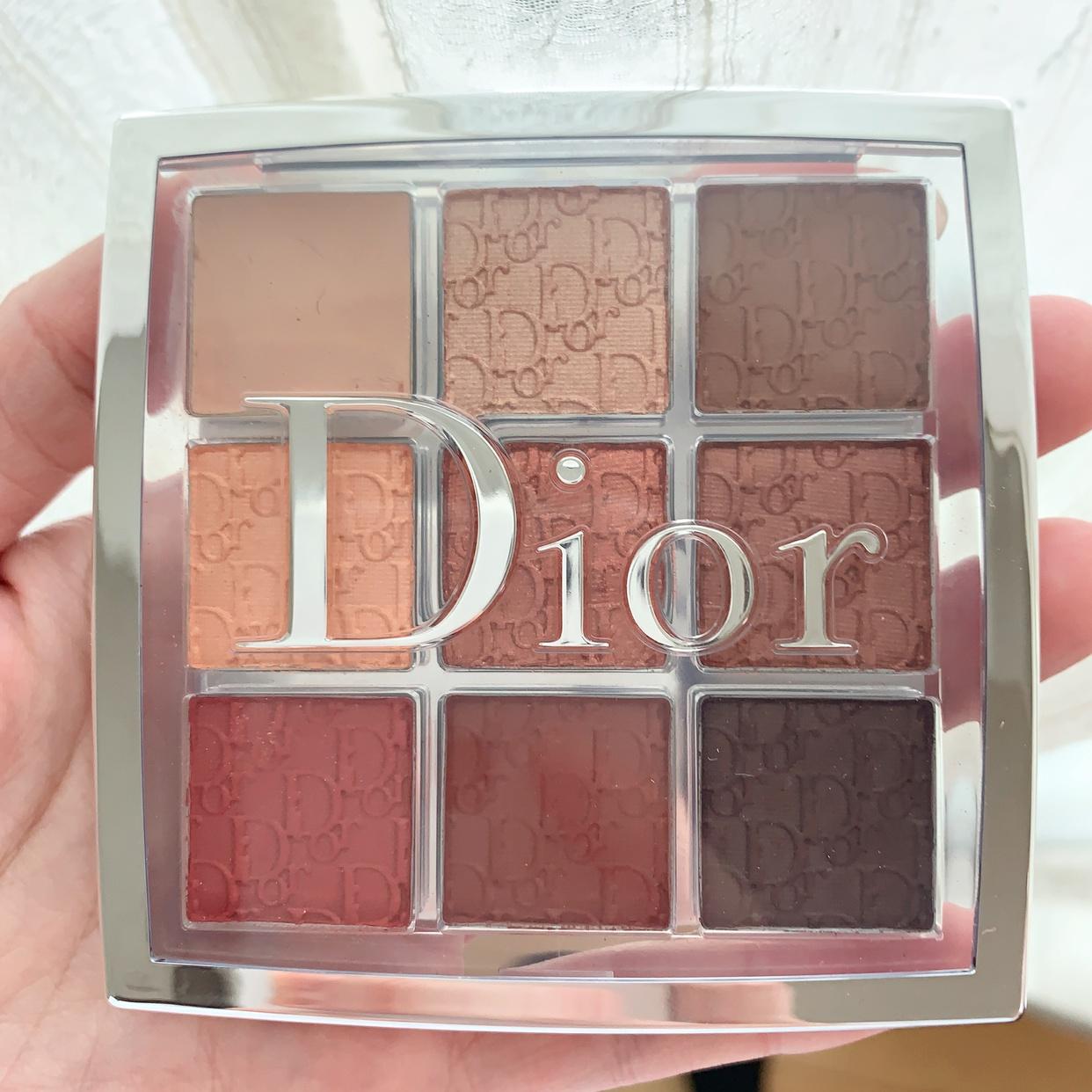 Dior(ディオール) バックステージ アイ パレットを使ったマト子さんのクチコミ画像2