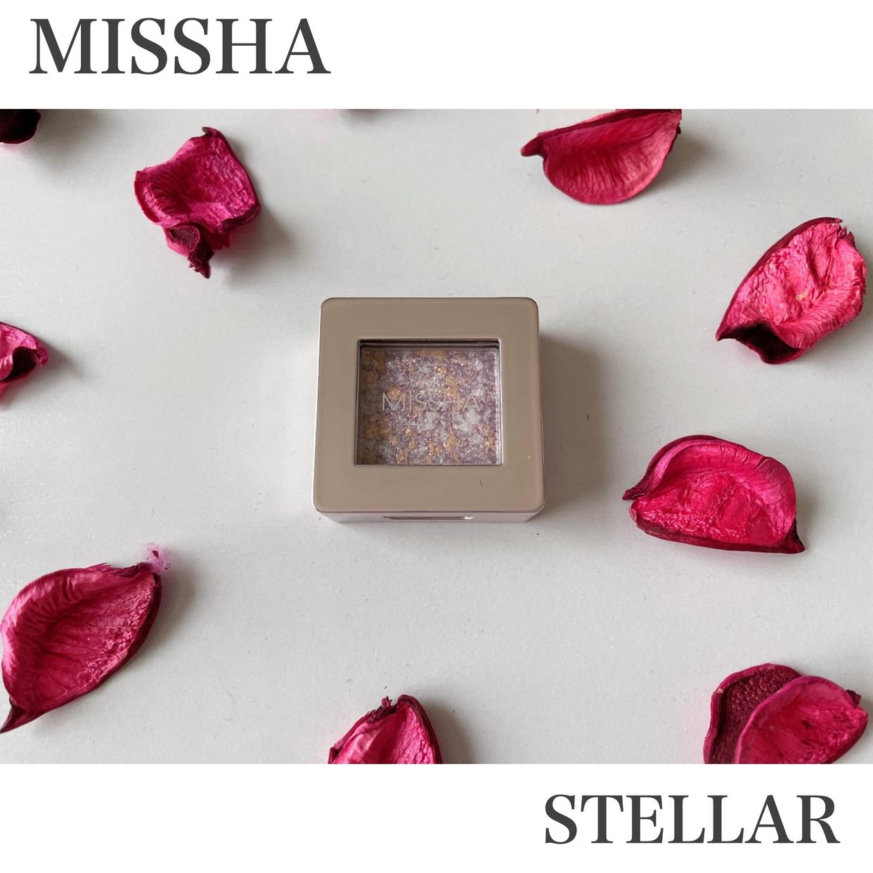 MISSHA(ミシャ) グリッタープリズム シャドウを使ったmaa_kさんのクチコミ画像1