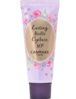CANMAKE(キャンメイク)ラスティングマルチアイベース WPを使った 砂糖さんのクチコミ画像