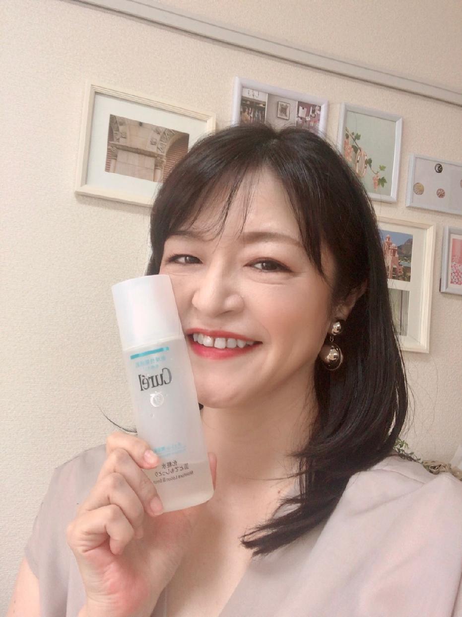 Curél(キュレル)潤浸保湿 化粧水 III とてもしっとりを使った             小島 葉子さんのクチコミ画像