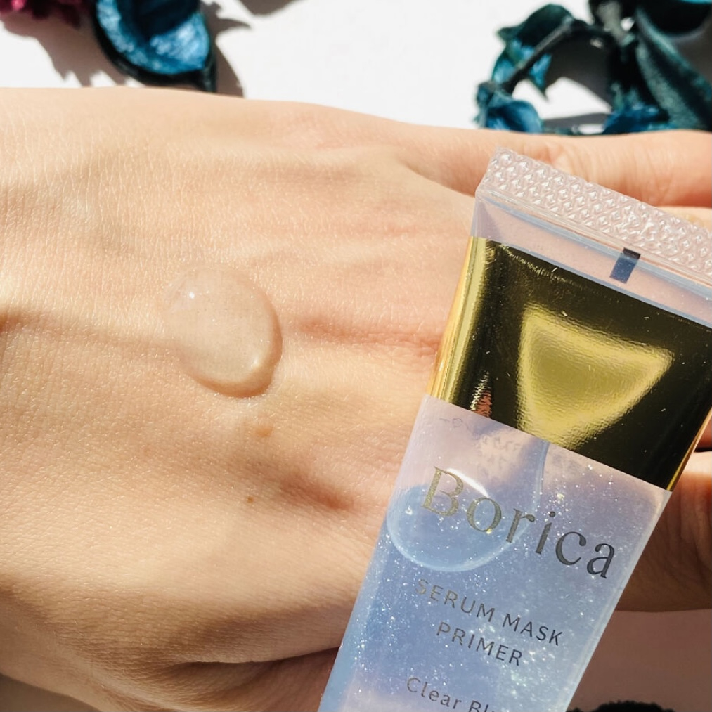 Borica(ボリカ) 美容液マスクプライマーの良い点・メリットに関するminoriさんの口コミ画像2