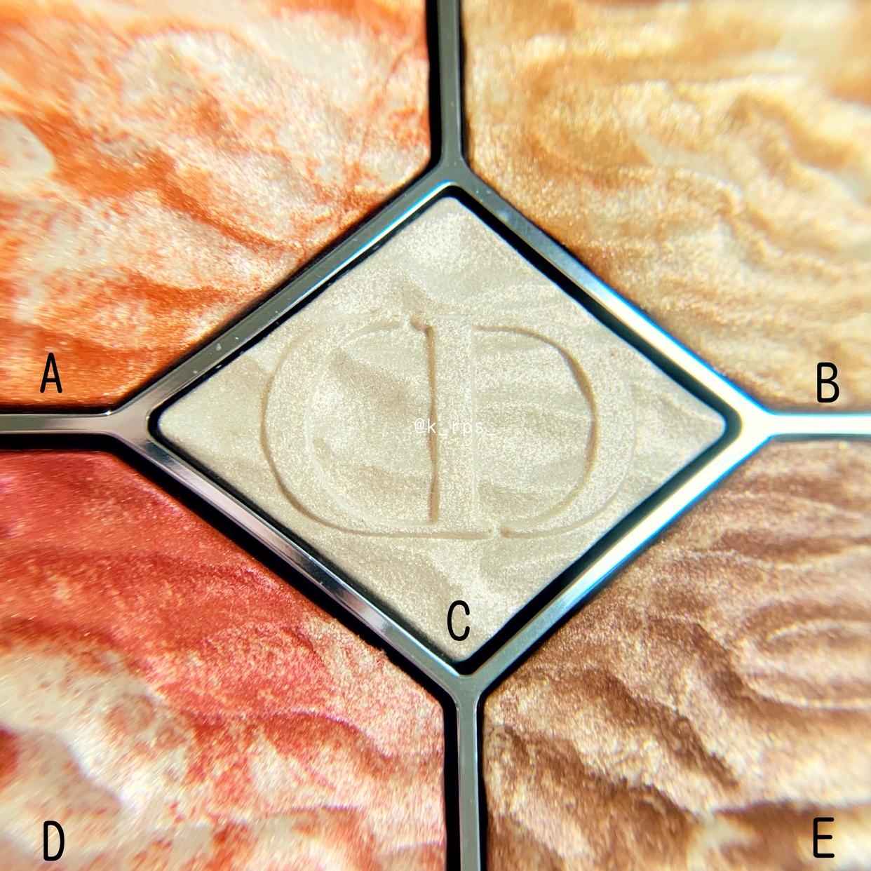 Dior(ディオール) サンク クルール クチュールを使ったKeiさんのクチコミ画像2