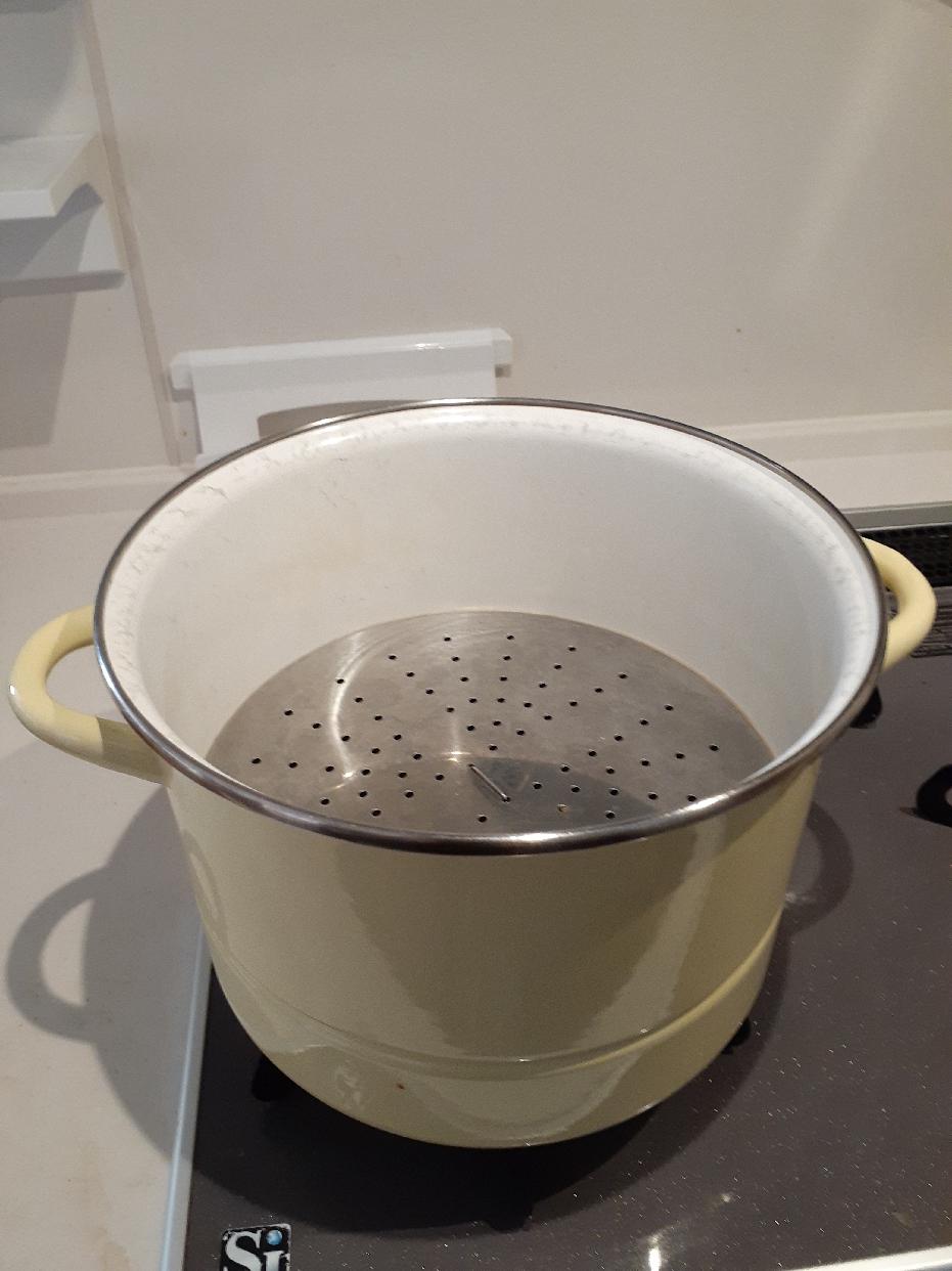 野田琺瑯(Nodahoro)蒸気調理鍋 MIMOZA JM-24を使ったhoaさんのクチコミ画像2