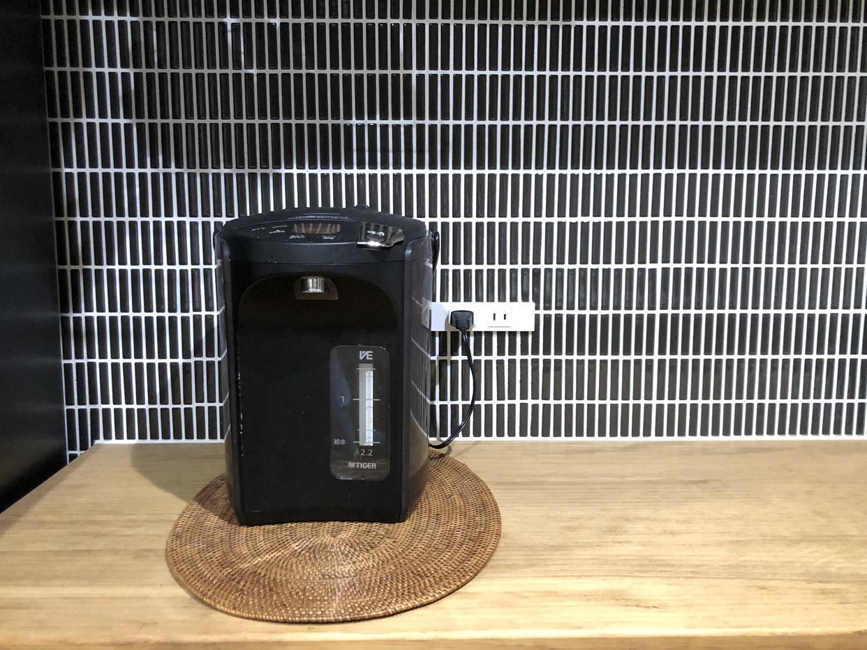 タイガー魔法瓶(TIGER)蒸気レスVE電気まほうびん PIS-A220を使ったwa3homeさんのクチコミ画像1