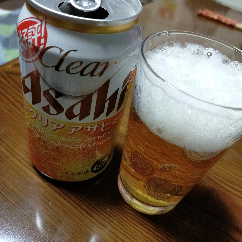 Asahi(アサヒビール) クリアアサヒの良い点・メリットに関するみこさんの口コミ画像1