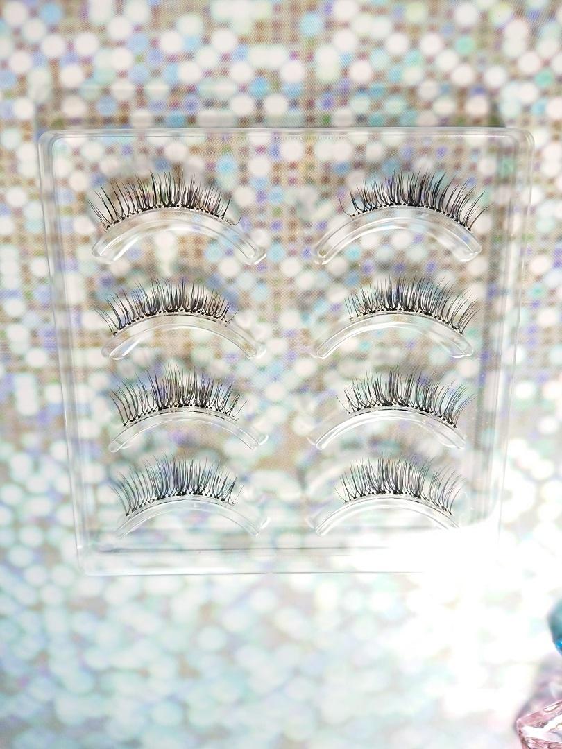 Miche Bloomin'(ミッシュブルーミン) Eyelashを使ったbubuさんのクチコミ画像3