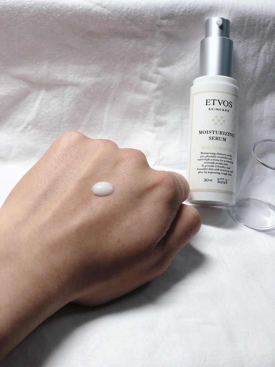 ETVOS(エトヴォス) モイスチャライジングセラムを使ったこーさんさんのクチコミ画像3