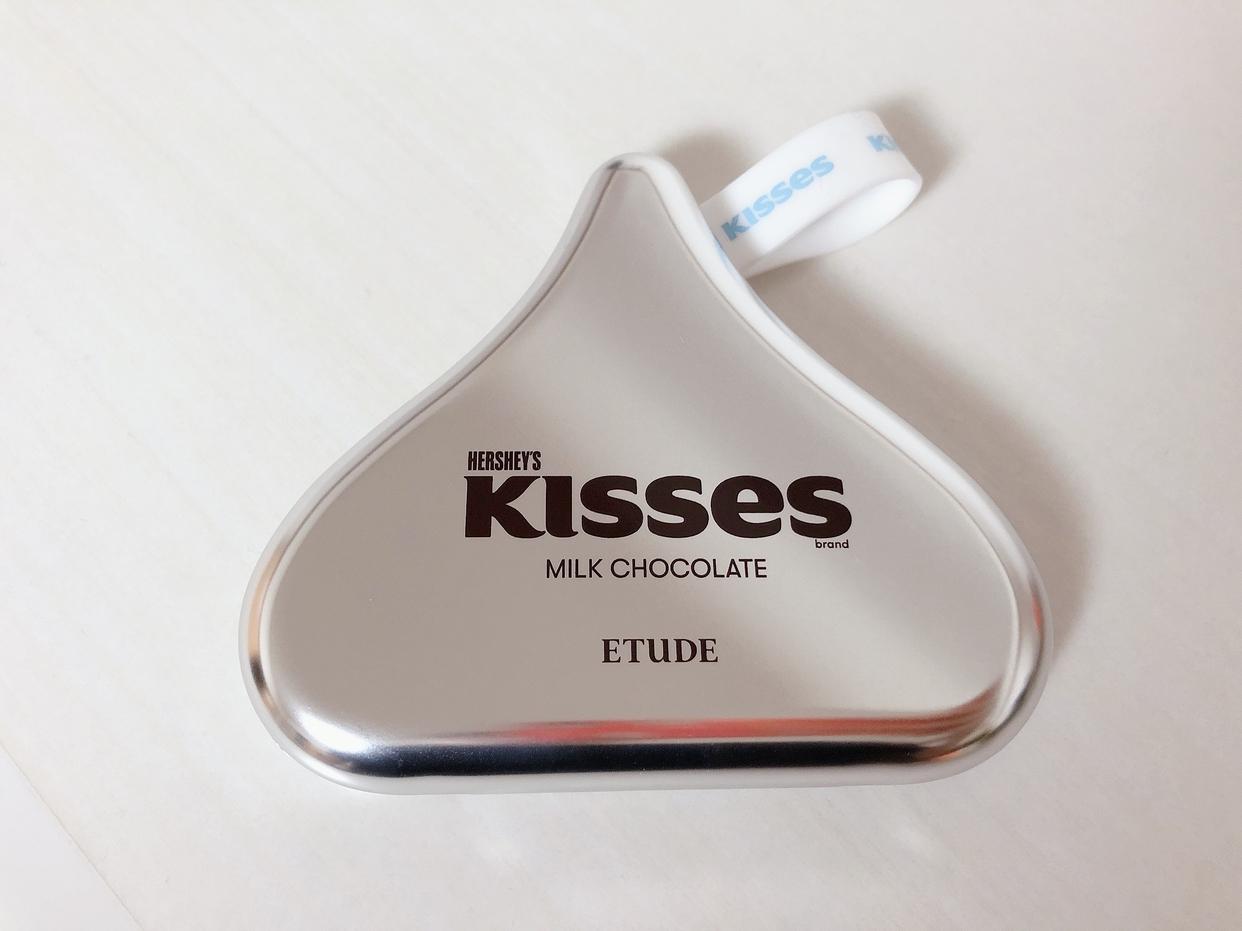 ETUDE HOUSE(エチュードハウス) キスチョコレート プレイカラーアイズを使った桜羽さんのクチコミ画像