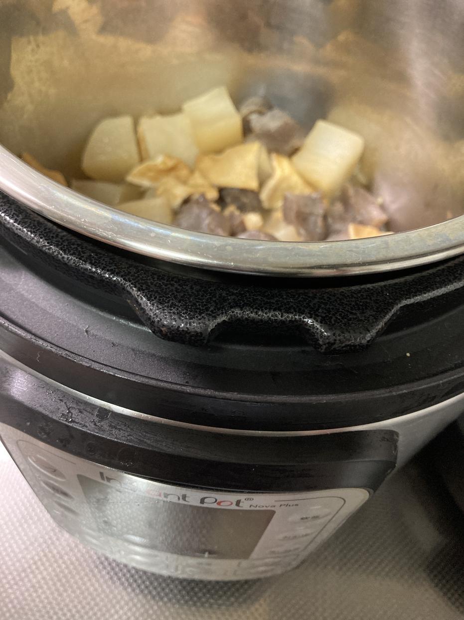 Instant Pot(インスタントポット)Nova Plus マルチ電気圧力鍋を使ったりるなさんのクチコミ画像1
