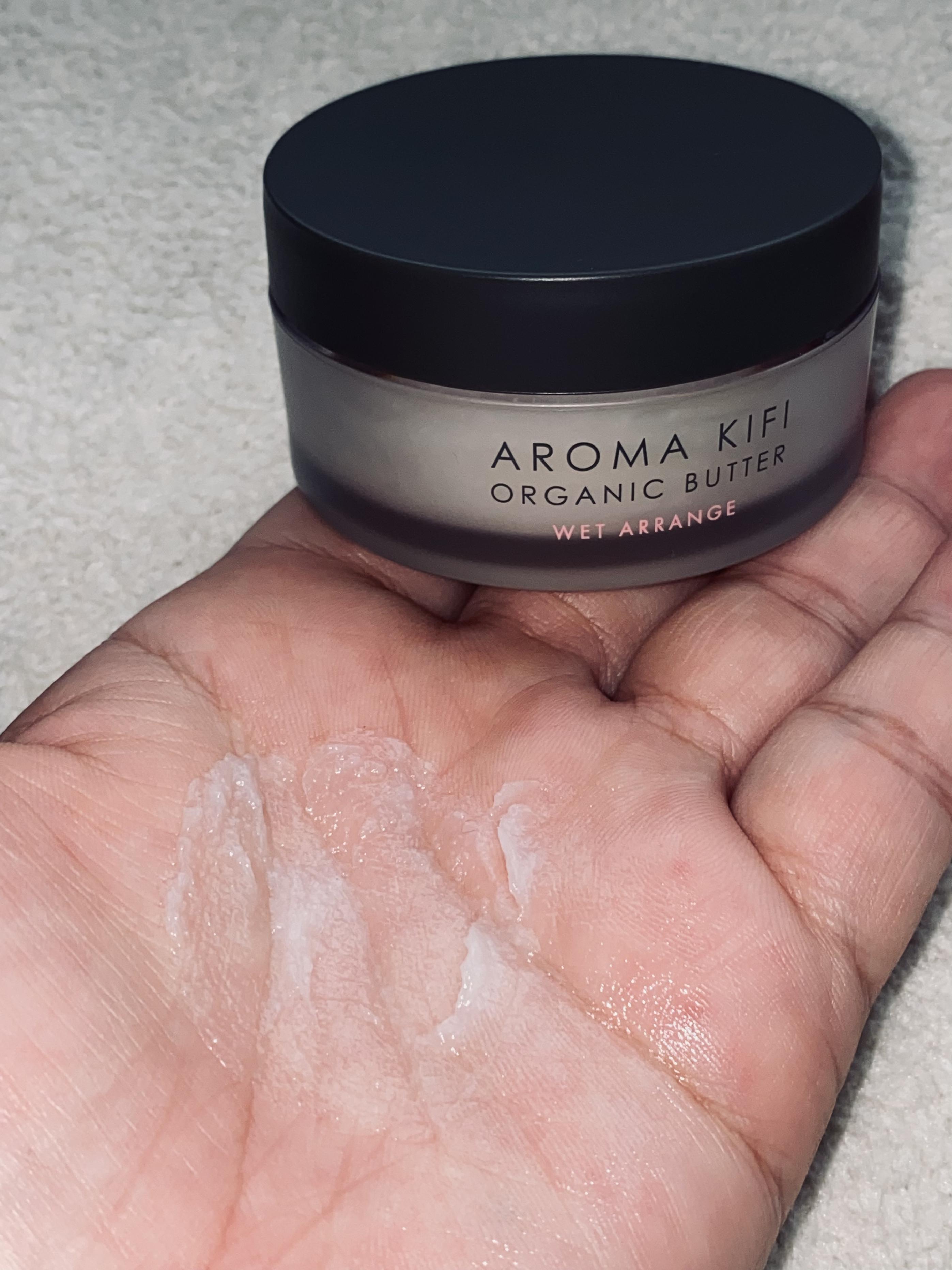 AROMA KIFI(アロマキフィ) オーガニックバター ウェットアレンジの良い点・メリットに関するマイピコブーさんの口コミ画像3