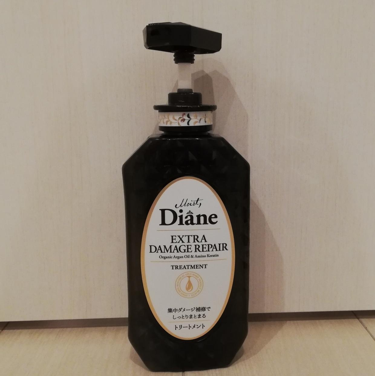 Diane(ダイアン) エクストラダメージリペア トリートメントの良い点・メリットに関するchiさんの口コミ画像1