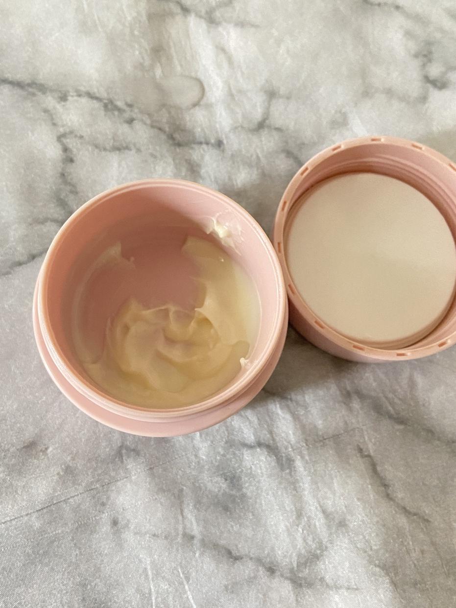 WHOMEE(フーミー) モイストエイジングケアクリームを使ったhanaさんのクチコミ画像3