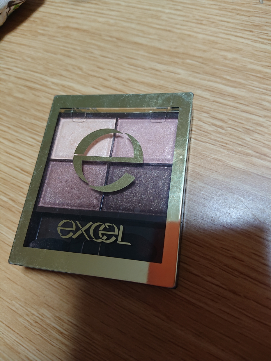 excel(エクセル) スキニーリッチシャドウを使ったままままさんのクチコミ画像1