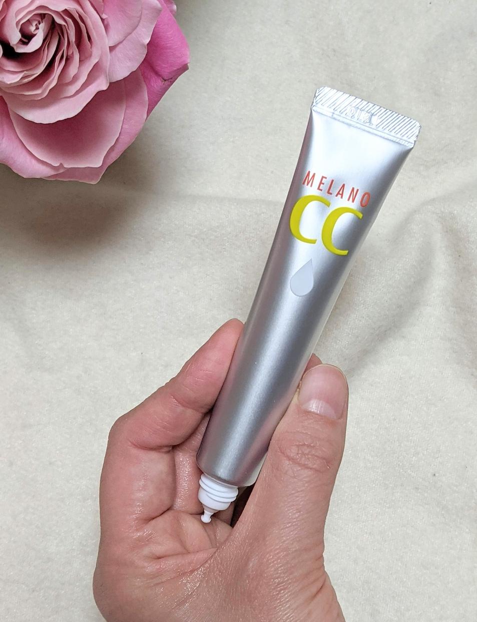 メラノCC 薬用 しみ 集中対策 美容液を使ったr_cosme_roomさんのクチコミ画像1
