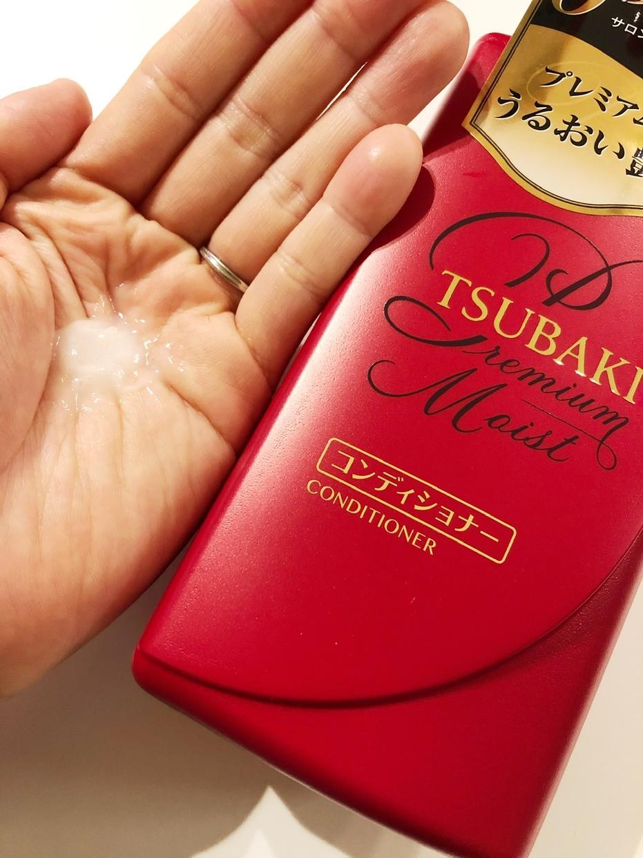 TSUBAKI(ツバキ) プレミアムモイストシャンプーを使ったみまさんのクチコミ画像3