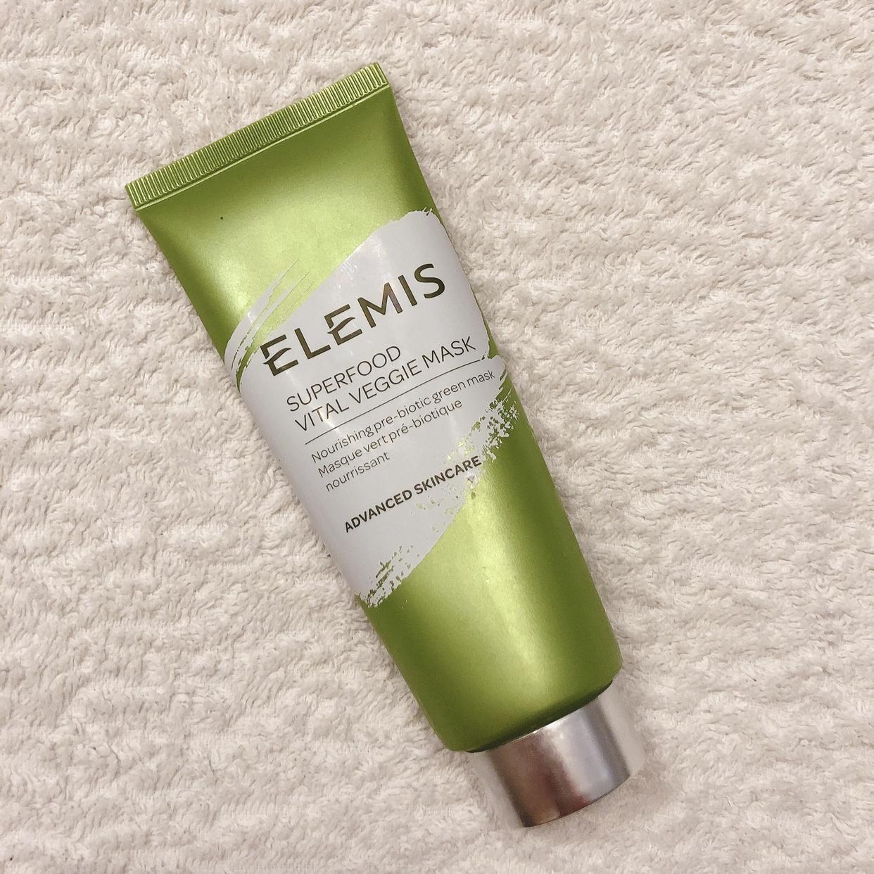 ELEMIS(エレミス) スーパーフードバイタルベジーマスクを使ったs_c_kさんのクチコミ画像1