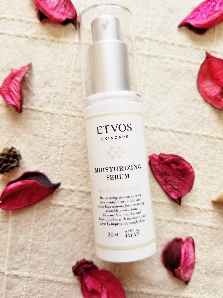 ETVOS(エトヴォス) モイスチャライジングセラムを使ったれもんさんのクチコミ画像1