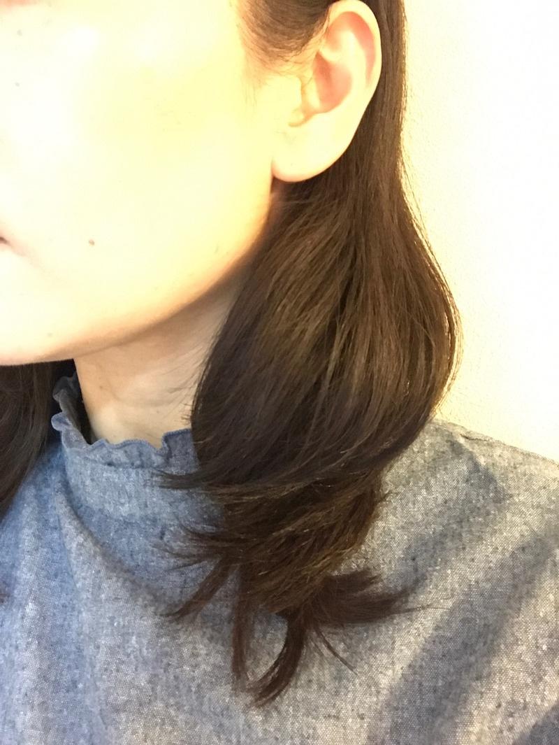 HAIRICHE(ヘアリシェ) ミルクシフォンの良い点・メリットに関するkirakiranorikoさんの口コミ画像3