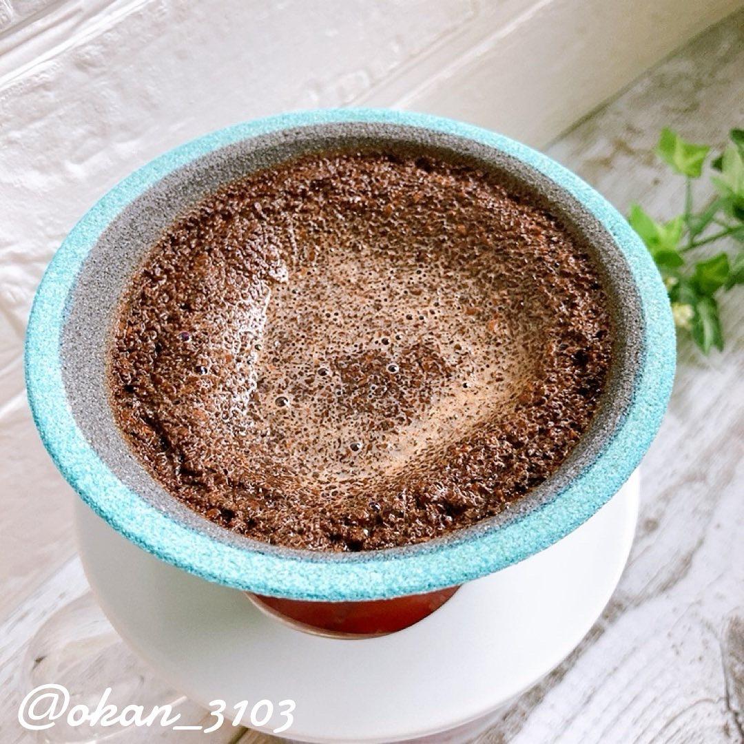 LI:FIL(リフィル)Fuji 波佐見焼きコーヒーフィルター・ドリッパーを使ったおかんさんのクチコミ画像4