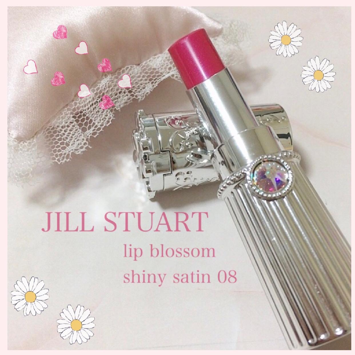 JILL STUART(ジルスチュアート) リップブロッサムを使ったなつきんさんのクチコミ画像