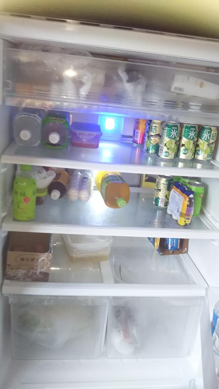 SHARP(シャープ) プラズマクラスター冷蔵庫 SJ-55Wを使ったはむたさんのクチコミ画像2